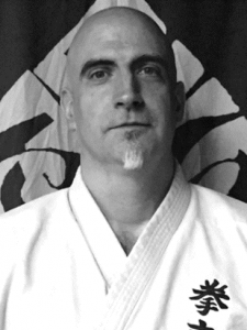 Sensei Scott Daigle