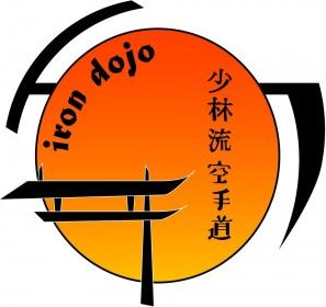 iron dojo Whiterock TX logo