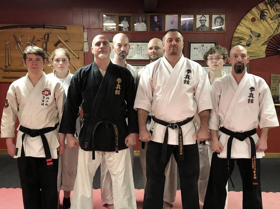 MTK Black Belts